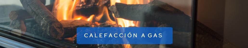 Calefacción a gas