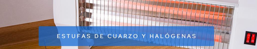 Estufas de Cuarzo y Halógenas
