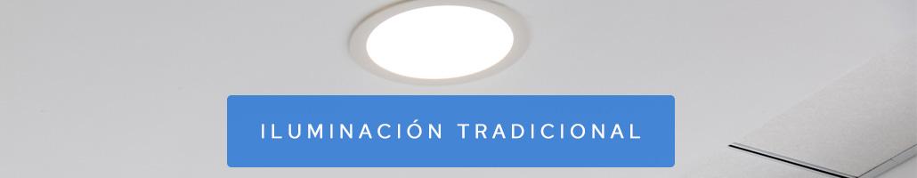 Iluminación tradicional