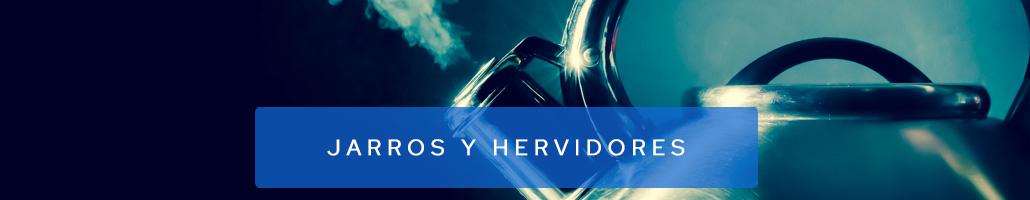 Jarros y Hervidores