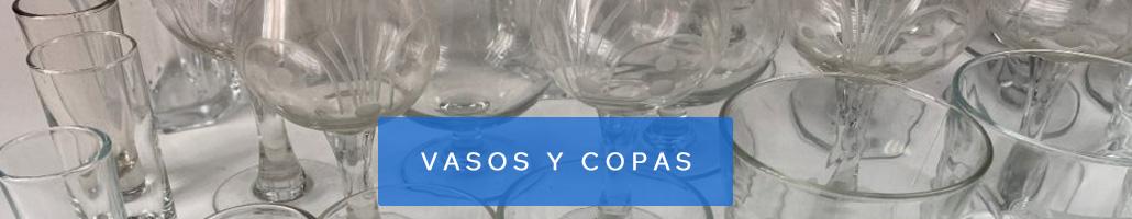 Vasos y Copas