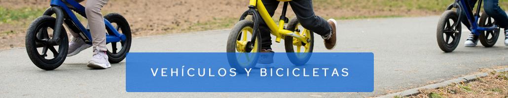 Vehículos y Bicicletas